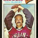 CLEVELAND INDIANS TOM BUSKEY 1977 TOPPS # 236 VG