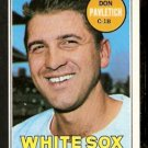 CHICAGO WHITE SOX DON PAVLETICH 1969 TOPPS # 179 EX