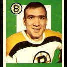 BOSTON BRUINS JERRY TOPPAZZINI 1959 TOPPS # 38 NM