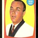 BOSTON BRUINS PHIL WATSON 1961 TOPPS # 1