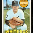 CHICAGO WHITE SOX DUANE JOSEPHSON 1969 TOPPS # 222 EX/EM