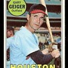 HOUSTON ASTROS GARY GEIGER 1969 TOPPS # 278 NM