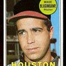 HOUSTON ASTROS WADE BLASINGAME 1969 TOPPS # 308