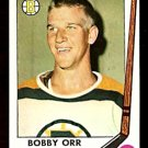 BOSTON BRUINS BOBBY ORR 1969 TOPPS # 24 NR MT
