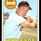 CHICAGO WHITE SOX RUSS NIXON 1969 TOPPS # 363 VG/EX