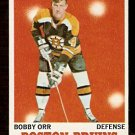 BOSTON BRUINS BOBBY ORR 1970 TOPPS # 3 NM