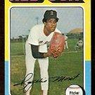 BOSTON RED SOX ROGELIO MORET 1975 TOPPS # 8 EM/NM