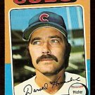 CHICAGO CUBS DAROLD KNOWLES 1975 TOPPS # 352 VG