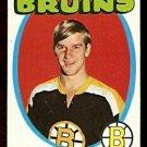 BOSTON BRUINS BOBBY ORR 1971 TOPPS # 100 NR MT