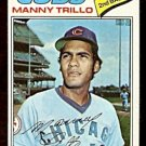 CHICAGO CUBS MANNY TRILLO 1977 TOPPS # 395 VG