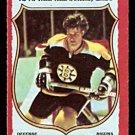 BOSTON BRUINS BOBBY ORR ALL STAR 1973 OPC # 30 EX/EM O PEE CHEE