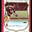 BOSTON BRUINS PHIL ESPOSITO ALL STAR 1973 OPC # 120 NM O PEE CHEE