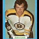 BOSTON BRUINS DON MARCOTTE 1973 TOPPS # 89 NR MT