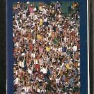 BOSTON RED SOX 1991 POCKET SCHEDULE FENWAY FUN IN 91