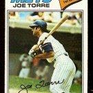 NEW YORK METS JOE TORRE 1977 TOPPS # 425 VG