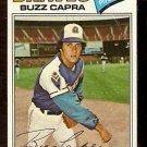 ATLANTA BRAVES BUZZ CAPRA 1977 TOPPS # 432 VG