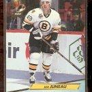 BOSTON BRUINS JOE JUNEAU ROOKIE CARD RC 1992 FLEER ULTRA # 4