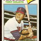 CALIFORNIA ANGELS TONY SOLAITA 1977 TOPPS # 482 VG