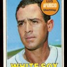 CHICAGO WHITE SOX LUIS APARICIO 1969 TOPPS # 75 NR MT