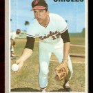 BALTIMORE ORIOLES DAVE JOHNSON 1970 TOPPS # 45 good
