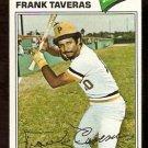 PITTSBURGH PIRATES FRANK TAVERAS 1977 TOPPS # 538 EX