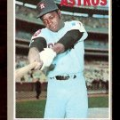 HOUSTON ASTROS JIM WYNN 1970 TOPPS # 60 EX