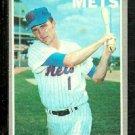NEW YORK METS BOBBY PFEIL 1970 TOPPS # 99 NR MT