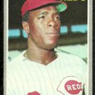 CINCINNATI REDS ALEX JOHNSON 1970 TOPPS # 115 EX+