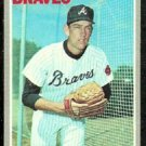 ATLANTA BRAVES GEORGE STONE 1970 TOPPS # 122 EM/NM