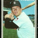 DETROIT TIGERS JIMMIE PRICE 1970 TOPPS # 129 G/VG
