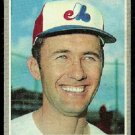 MONTREAL EXPOS TY CLINE 1970 TOPPS # 164 fair/good