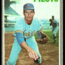 SEATTLE PILOTS BOB LOCKER 1970 TOPPS # 249 good