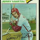 PHILADELPHIA PHILLIES JERRY MARTIN 1977 TOPPS # 596 EX