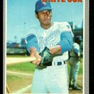 CHICAGO WHITE SOX BUDDY BRADFORD 1970 TOPPS # 299 EX+/EM