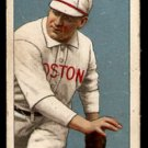 1909 T-206 BOSTON RED SOX FRANK ARELLANES PIEDMONT BACK G/VG