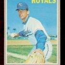 KANSAS CITY ROYALS BILLY HARRIS 1970 TOPPS # 512 NR MT
