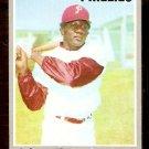 PHILADELPHIA PHILLIES JOHNNY BRIGGS 1970 TOPPS # 564 EX MT+