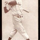 BOSTON RED SOX TED WILLIAMS 1939/46 SALUTATION EXHIBIT VG