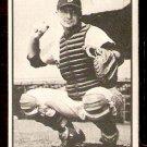 BOSTON RED SOX DEL WILBER 1953 BOWMAN B&W # 24 EX