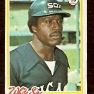 CHICAGO WHITE SOX GEORGE ORTA 1978 TOPPS # 42 good