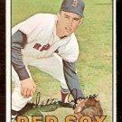 BOSTON RED SOX DALTON JONES 1967 TOPPS # 139 VG+