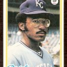 KANSAS CITY ROYALS AL COWANS 1978 TOPPS # 46