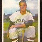 BOSTON RED SOX TED LEPCIO 1954 BOWMAN # 162 VG+/EX