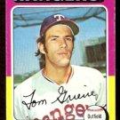 TEXAS RANGERS TOM GRIEVE 1975 TOPPS # 234 good