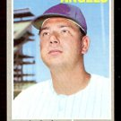 CALIFORNIA ANGELS JACK FISHER 1970 TOPPS # 684 NR MT