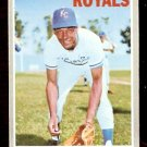 KANSAS CITY ROYALS JACKIE HERNANDEZ 1970 TOPPS # 686 EX MT