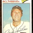 DETROIT TIGERS BILL FREEHAN 1977 TOPPS # 22 EX