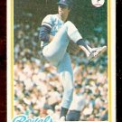 KANSAS CITY ROYALS ANDY HASSLER 1978 TOPPS # 73 VG