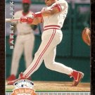 CINCINNATI REDS BARRY LARKIN 1992 UPPER DECK FANFEST # 30