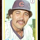 CHICAGO CUBS WILLIE HERNANDEZ ROOKIE CARD RC 1978 TOPPS # 99 EX MT